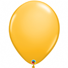 "Qualatex 16 inch Balloons - Goldenrod 16"" Balloons (10pcs)"